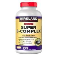 Kirkland 可兰 超级复合维生素B族 500粒