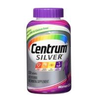 Centrum 银善存片成人中老年人女性复合维生素银片50岁以上 250粒
