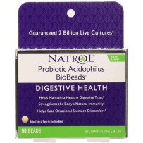 Natrol -嗜酸益生菌- 90颗