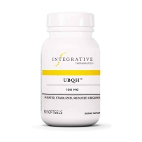 integrative therapeutics  强效还原型辅酶q10 100mg 60粒    提供泛醇支持细胞能量心血管健康 提高免疫力