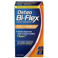 Osteo Bi-Flex三倍强效葡萄糖胺软骨素MSM维骨力80粒