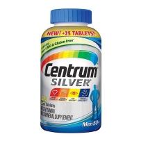 善存银片男士复合维生素(50岁以上) 275 粒 Centrum® Silver® Men 50+