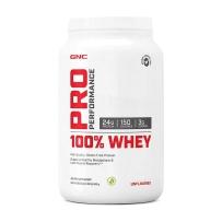 GNC新包装 100%纯乳清蛋白粉1.85 磅 精装  原味