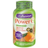 VitaFusion 熊宝宝 成人型维生素C软糖 150粒