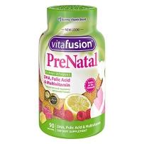 Vitafusion PreNatal 孕妇小熊糖 维生素+叶酸+DHA软糖 90粒