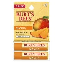 Burt's Bees 小蜜蜂 纯天然 芒果保湿润唇膏 两支装 (2*4.25g)