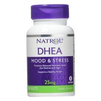 Natrol DHEA青春素25mg90片试管卵巢备孕保养促进排卵