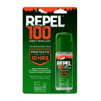 Repel 100户外驱蚊液喷雾98% DEET热带野外钓鱼露营29ml