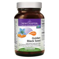 New Chapter 新章 黑种草籽油胶囊 60粒 平衡血脂血压 中老人调节三高胆固醇