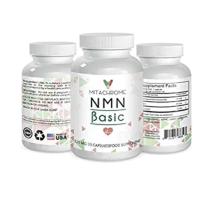 NNM 125mg-β-烟酰胺单核苷酸 + 200mg辅酶Q10 + 10mg二十烷醇 30粒