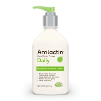 Amlactin果酸身体乳去角质润肤乳深层滋润保湿不油腻225g