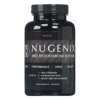 Nugenix 天然睾酮睾丸素补充男性雄性激素荷尔蒙90粒正品美国进口
