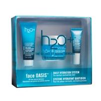 H2O水芝澳 八杯水海洋水润补水超值3件套装