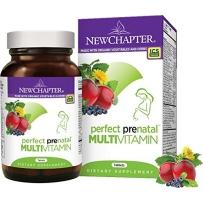 New Chapter新章 完美孕宝 孕妇综合维生素 192粒 孕妇/备孕/产前