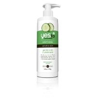 美国YES TO CUCUMBERS黄瓜温和舒缓牛奶洗面奶 抗敏感 170g