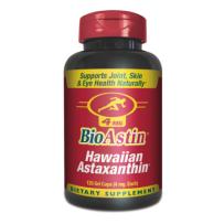 美国原装正品BIOASTIN百奥斯汀夏威夷天然虾青素胶囊 4mg 120粒