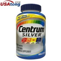 善存银片男士复合维生素(50岁以上) 250 粒 Centrum® Silver® Men 50+
