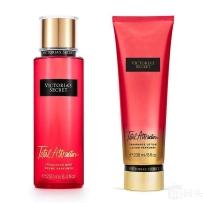 Victoria's Secret维多利亚的秘密 魅力香氛香水 滋润保湿身体乳 2瓶组合装