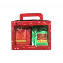 GODIVA歌帝梵圣诞可可粉礼盒(固体饮料)
