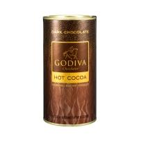 GODIVA歌帝梵黑巧克力味可可粉