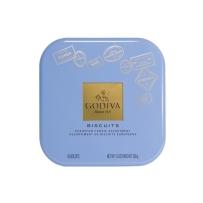 Godiva歌帝梵精选巧克力饼干礼盒(50片) 礼品首选
