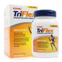 GNC TriFlex™ Fast-Acting 加强型速效维骨力 120粒
