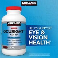 Kirkland/柯克兰 Ocusight 维生素叶黄素50岁+护眼 300粒