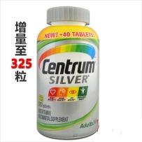 善存银片复合维生素(50岁以上) 325 粒 Centrum® Silver® Adults 50+
