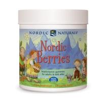 Nordic Naturals  复合维生素浆果软糖  120粒