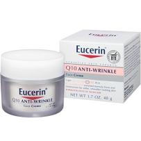 美国Eucerin优色林 辅酶Q10抗皱保湿面霜 48g