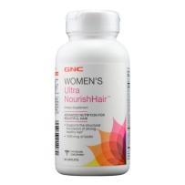 GNC Women's Ultra NourishHair 女士专用养发配方 养发健发润发 60粒