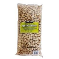 Kirkland盐焗味开心果办公室休闲小零食1.36kg