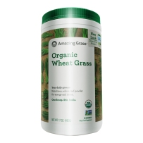 Amazing Grass小麦草纤维大麦若叶青汁酵素清肠通便排毒480g