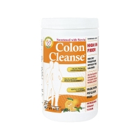 Health Plus益生菌消化酶结肠清洗配方清肠纤维素粉橘子味