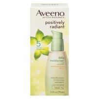 Aveeno Positively Radiant大豆精华保湿滋润防晒隔离乳 SPF30 75ml