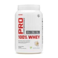 GNC新包装 100%纯乳清蛋白粉 2.06 磅  香草味