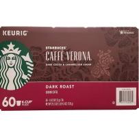 Starbucks 星巴克 非速溶咖啡胶囊 弗罗娜 (深度烘焙)60支
