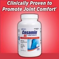 Nutramax Cosamin® DS 超强维骨力/软骨素 230粒 风湿腰骨关节痛