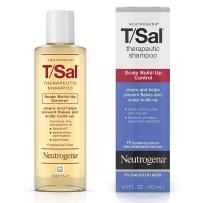 Neutrogena露得清T-Sal 3%水杨酸去屑洗发水 133ML