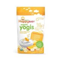 Happy Yogis 禧贝 有机香蕉芒果味酸奶小溶豆 2袋装