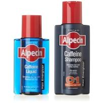 Alpecin阿佩辛 咖啡因防脱生发洗发水 250ml+营养液 200ml