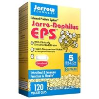 Jarrow Formulas杰诺EPS成人益生菌胶囊 120粒肠胃 便秘