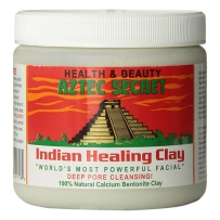 Aztec Secret 印度神泥面膜粉愈合粘土深层清洁毛孔 454g包邮