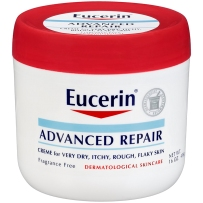 Eucerin优色林美版保湿滋润肤密集修复舒缓身体乳霜454G