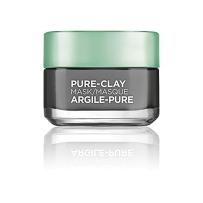 L'Oréal欧莱雅面膜粘土面膜泥 木炭成分净化清洁肌肤50ml去死皮毛孔角质