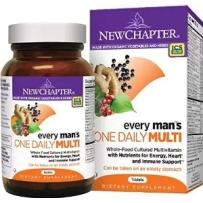 New Chapter男士有机每日一粒复合维生素 96粒