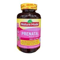 Nature Made 孕妇综合维生素+叶酸+200mg DHA, 150粒