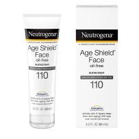 Neutrogena 露得清 年龄护盾脸部无油防日晒霜SPF110 88毫升