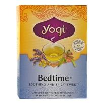 美国Yogi有机瑜伽茶Bedtime有机安睡茶 16茶包