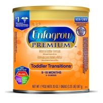 Enfagrow 美赞臣 金樽2段(9个月以上)婴幼儿配方奶粉 567g 新包装